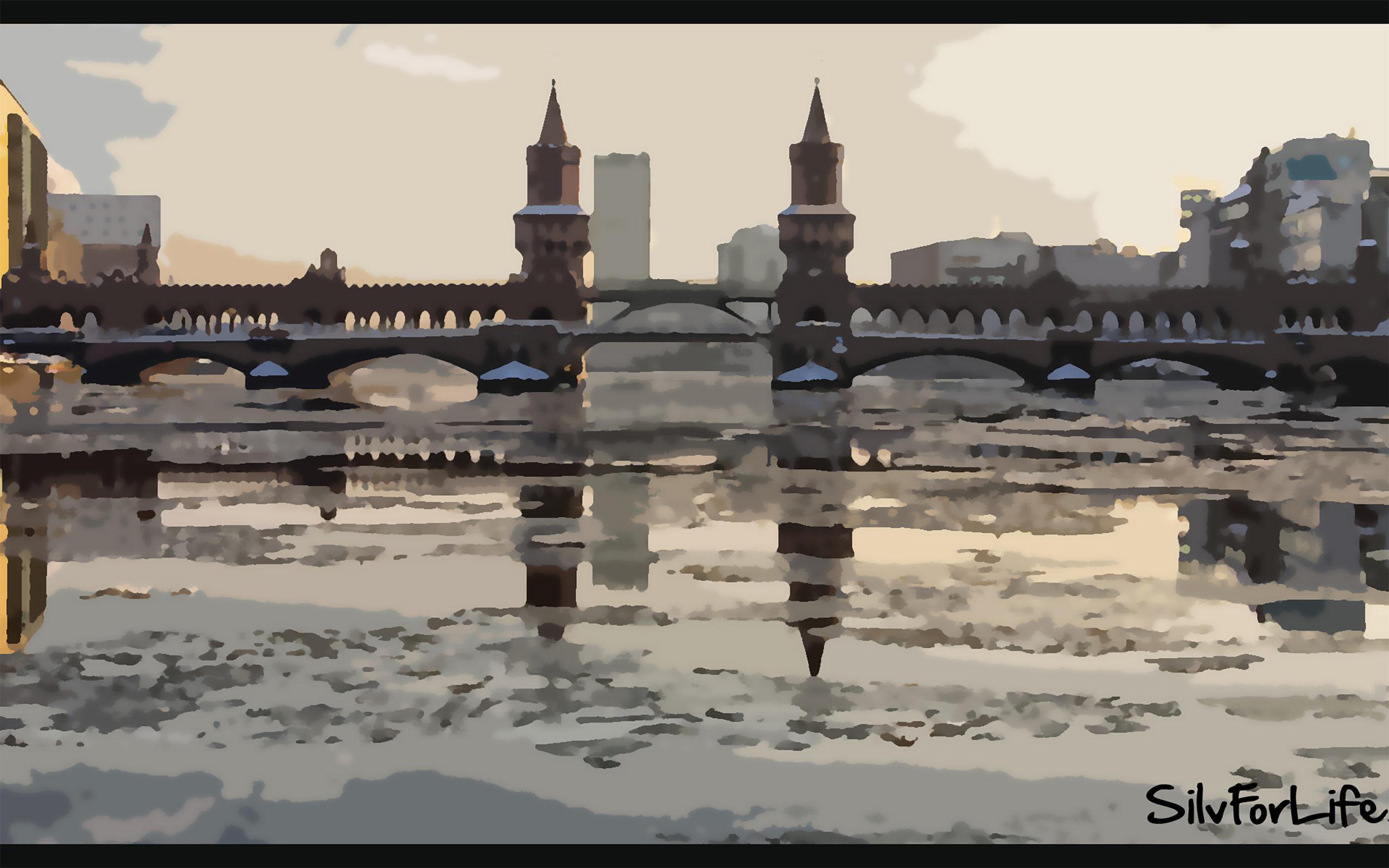 Winter_Berlin_BridgeSpree-Paint GROSS