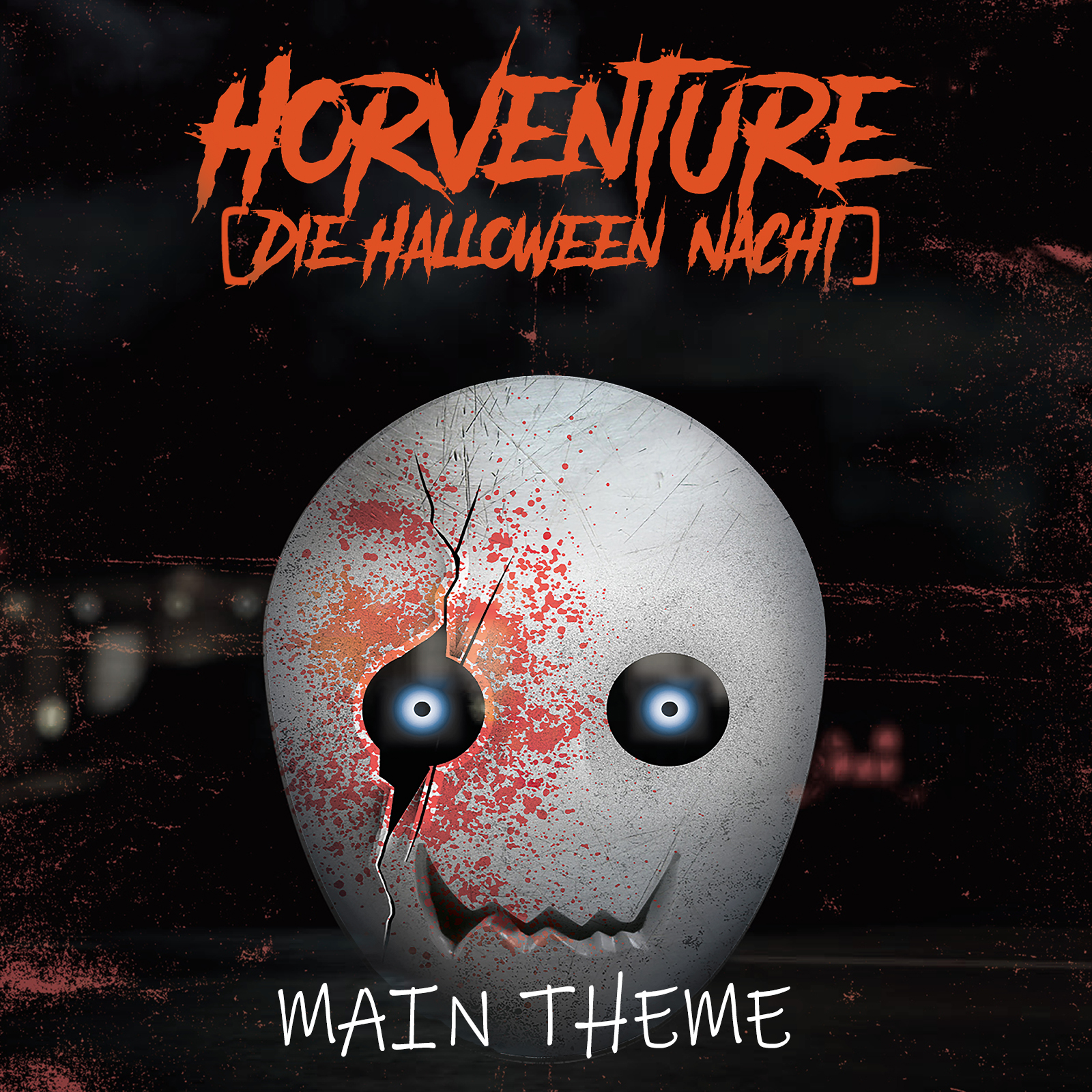 Horventure – Die Halloween-Nacht [Buch Gedruckt]