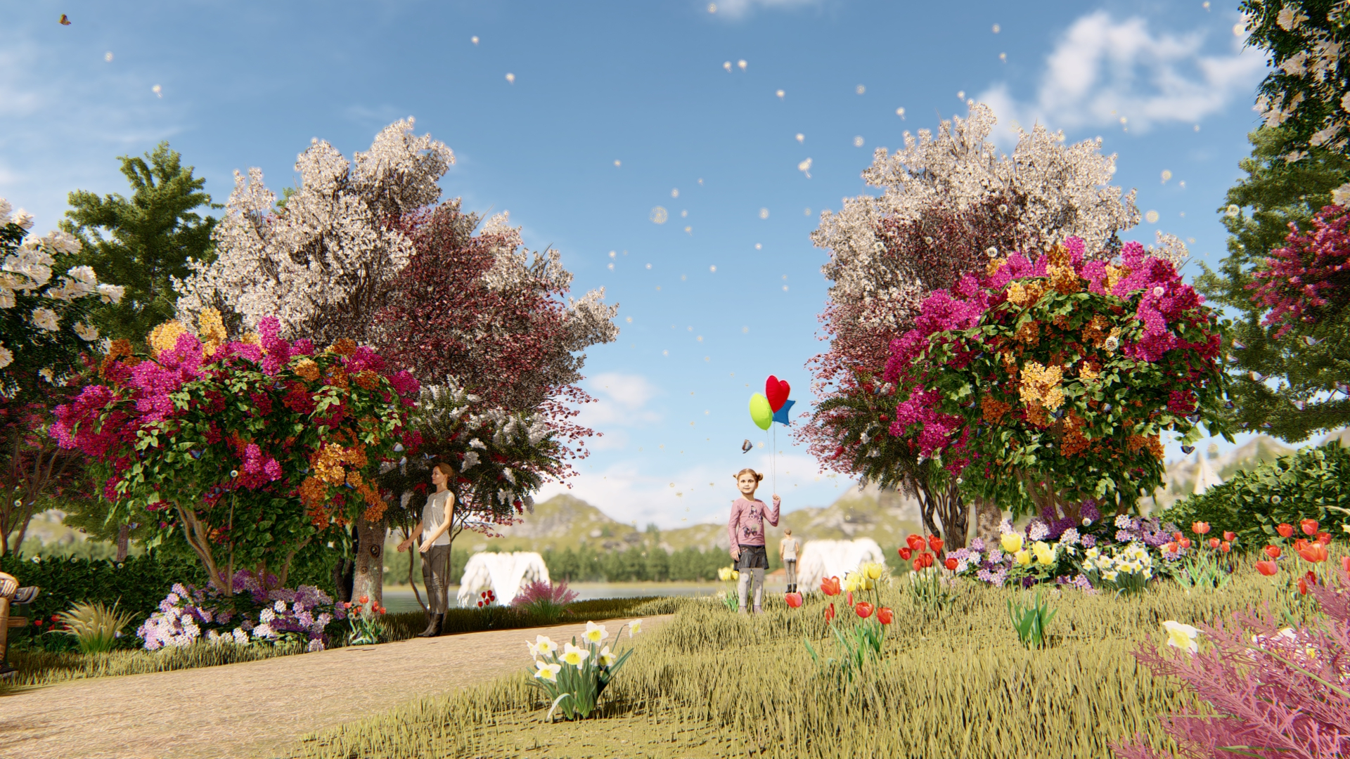 Read more about the article Motherday 2021 – 3D Visualisierung