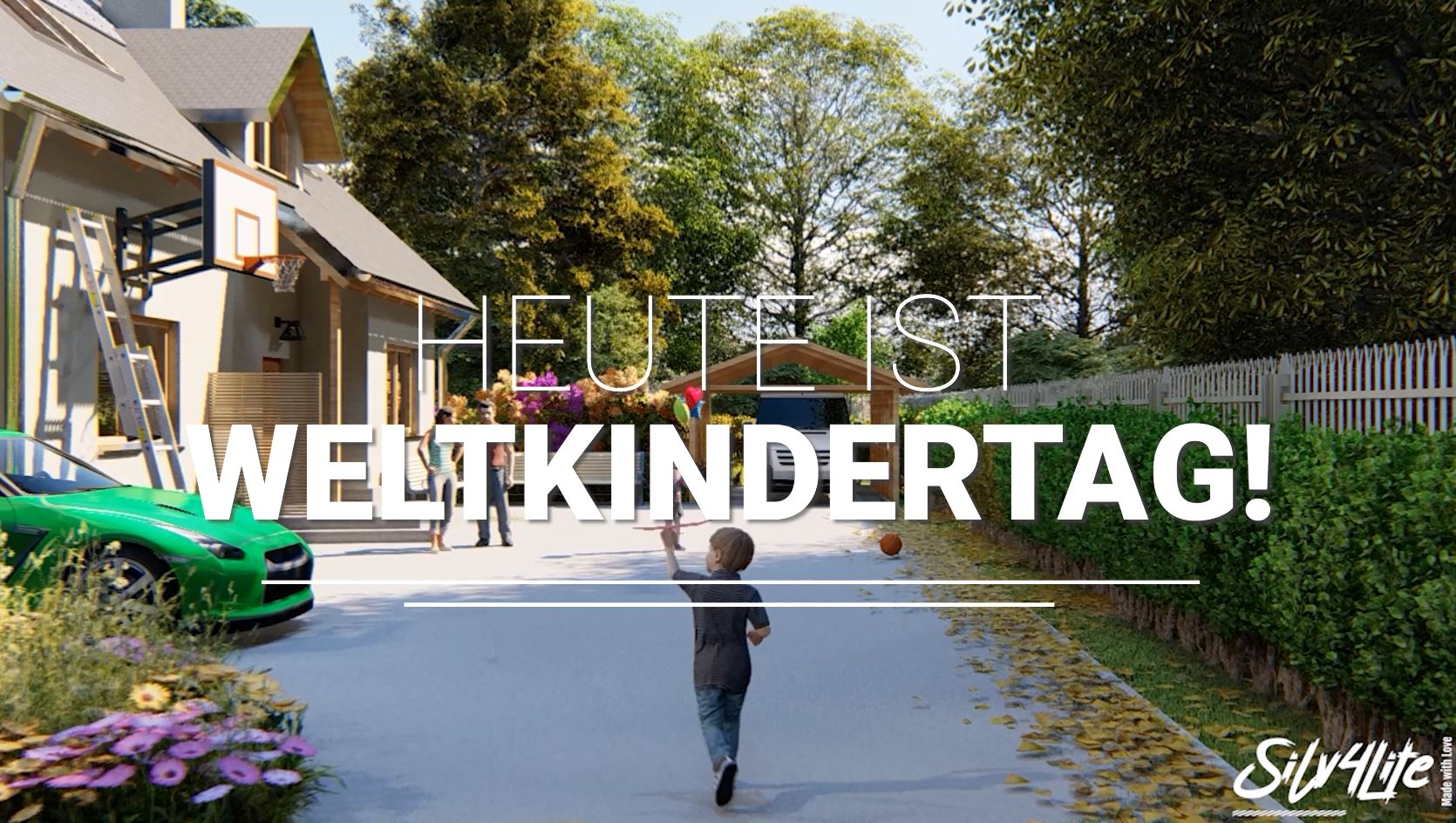 Read more about the article Weltkindertag 2021 – 3D Visualisierung