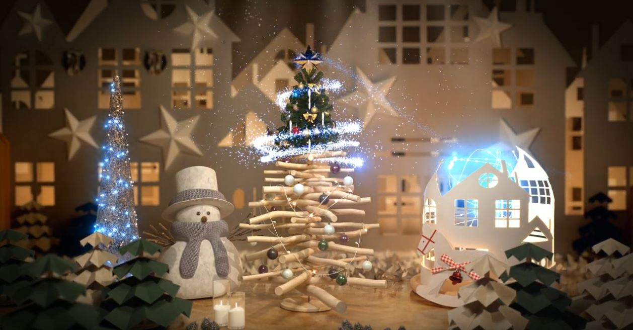 Read more about the article Happy Christmas! (2019) – 3D Visualization